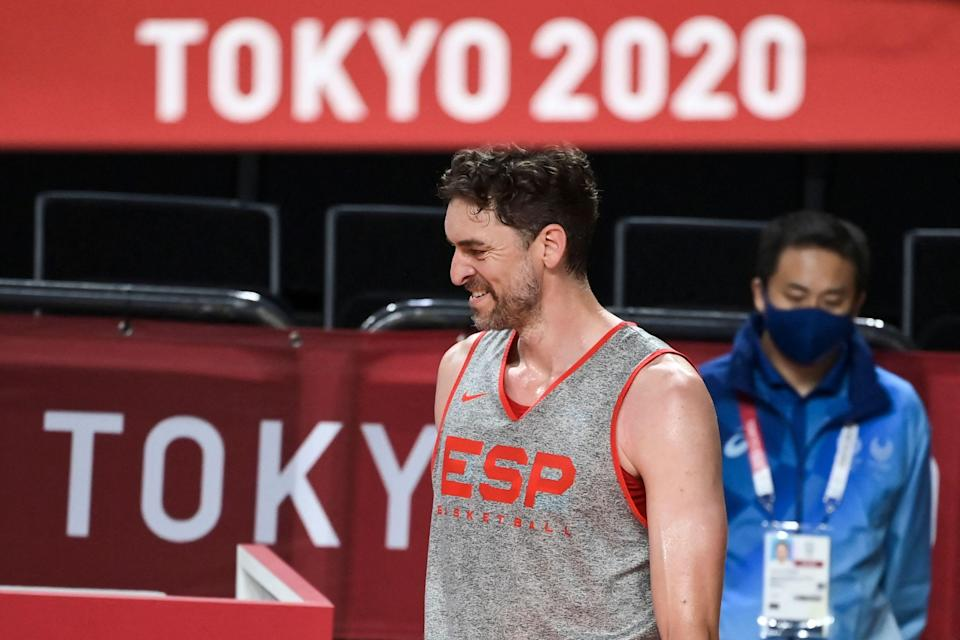 After winning two silver medals (2008, 2012) and a bronze (2016), Pau Gasol is aiming for his first gold medal.