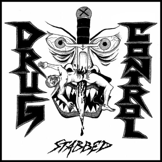 Stream Drug Control   Stabbed EP