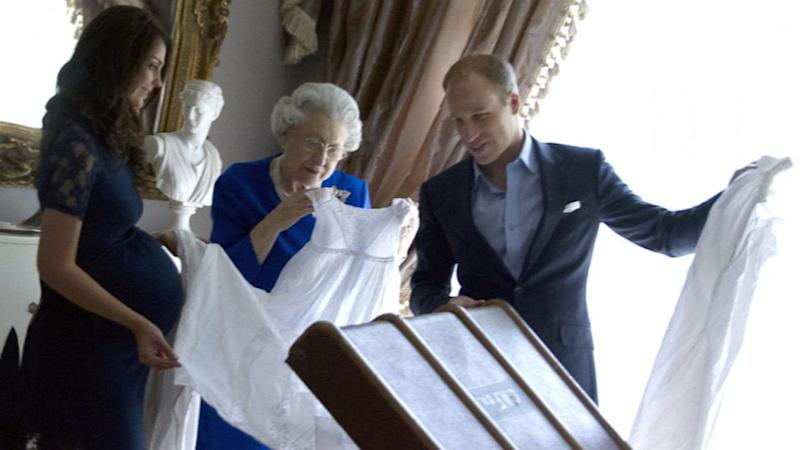 See Kate Middleton and Prince William Prepare for Baby (Sort Of!)