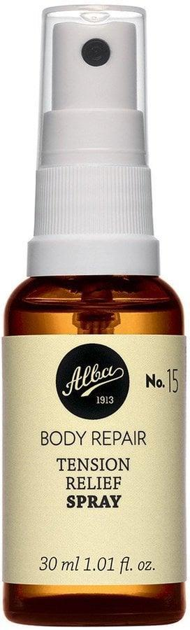 <p>Rich in essential oils, this <span>Alba 1913 Tension Relief Body Spray</span> ($18) will leave you feeling relaxed all over.</p>