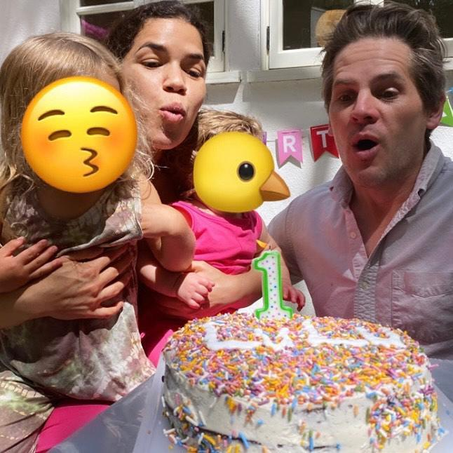 """<p>America Ferrera's daughter <a href=""""https://people.com/parents/america-ferrera-welcomes-second-child-daughter-lucia/"""" rel=""""nofollow noopener"""" target=""""_blank"""" data-ylk=""""slk:Lucia Marisol"""" class=""""link rapid-noclick-resp"""">Lucia Marisol</a> turned 1 on May 4.</p>"""