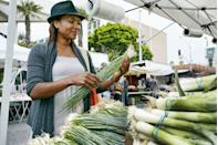 <p>A trip to the farmer's market can be a great way to get in-season, local fruits and vegetables, but also a fun activity that combines fresh air, fresh food, and a way to give back to your community.</p>