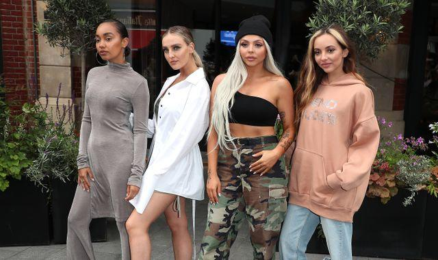 Little Mix The Search postpones live show after positive COVID tests