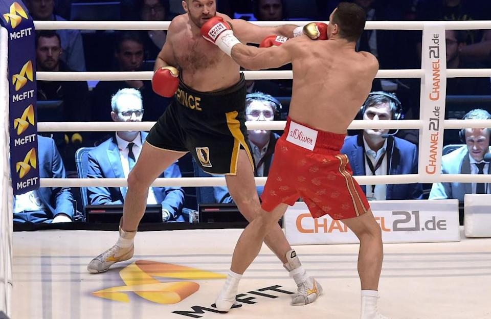 With hungry fighters always gunning for you, it isn't easy to remain undefeated. However, Fury has, so far, defeated every opponent he has ever faced. He first won the WBA, WBO, IBF, IBO, Ring and the Lineal heavyweight championships of the world against Wladimir Klitschko in October 2015. His professional record reads: total fights 32, wins 31, wins by knockout 22 and 1 draw; his first bout versus Deontay Wilder.