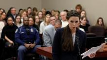 USA Gymnastics CEO Perry to apologize to Nassar victims