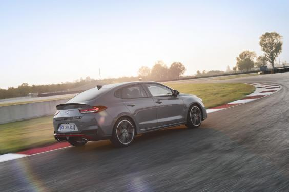 Disabling some of the chassis control software allows you to drift (Hyundai)
