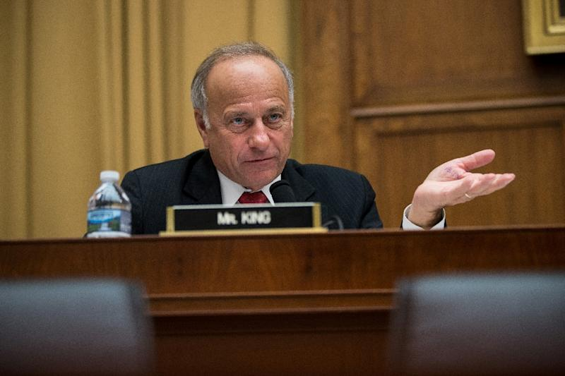Steve King Laying Low After White Supremacist Backlash