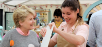 """<p>To keep the show fair, any employees of Channel 4 or their production company Love Productions are prohibited from entering the contest. Anyone who is <a href=""""https://gbbo.take-part.co.uk/info/rules"""" rel=""""nofollow noopener"""" target=""""_blank"""" data-ylk=""""slk:financially connected or has a close friend or relative"""" class=""""link rapid-noclick-resp"""">financially connected or has a close friend or relative</a> working at the previously mentioned companies aren't allowed to apply either.</p>"""