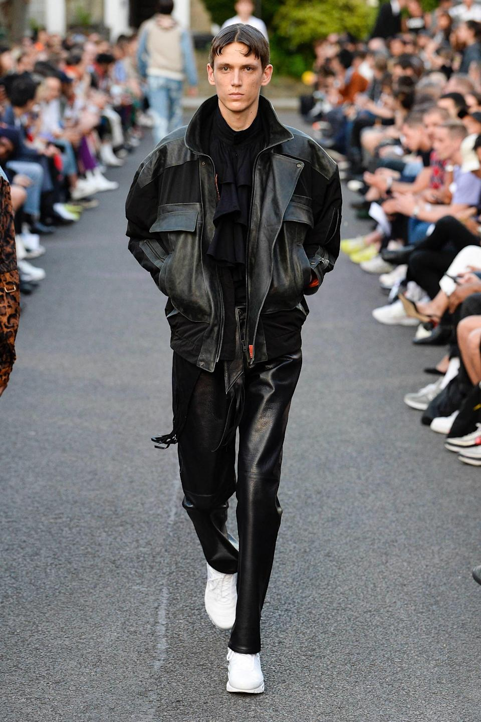 Nowhere is the schism between the highs and the lows of fashion more evident than in menswear. Here are the nine trends, from couture to street, that will dominate the Spring 2019 season.
