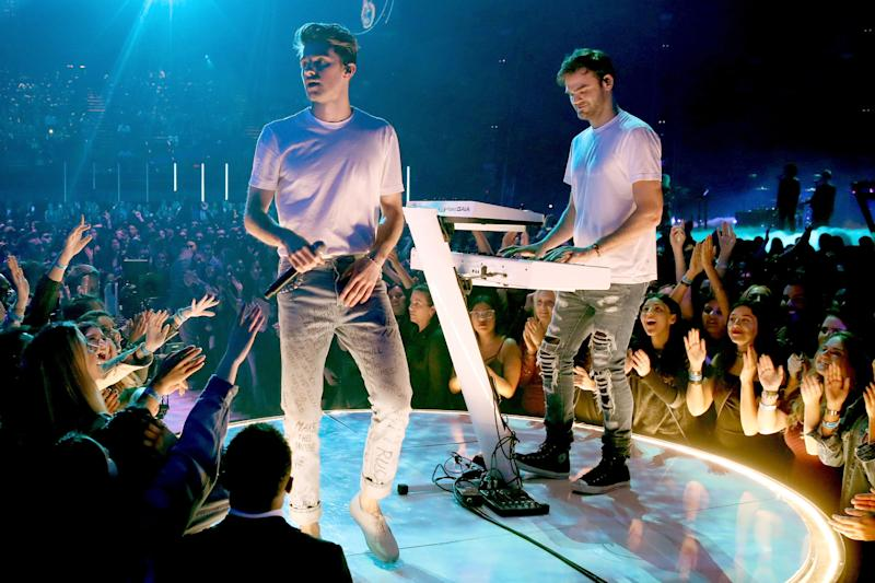 The Chainsmokers have strung up a string of collaborative hits with artists like Halsey and Coldplay in recent months, and if the recently unveiled tracklist for their debut studio album is any indication, they're aiming for a few more. On Monday night, the EDM duo — comprised ofDrew Taggart andAlex Pall —confirmed titles of 12 […]