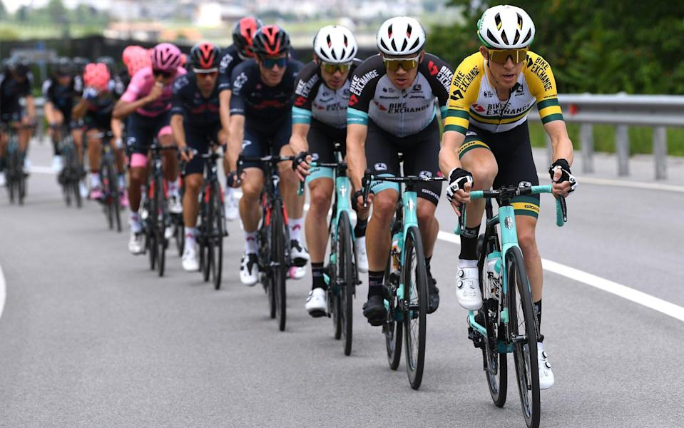 Giro d'Italia 2021, stage 17 – live updates - GETTY IMAGES