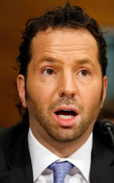 Live Nation President and CEO, Michael Rapino, pictured in Washington, DC (AFP Photo/Chip Somodevilla)