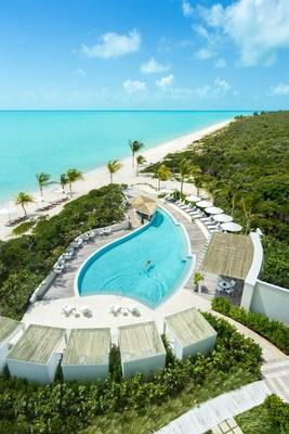 The Shore Club Turks and Caicos is proud to be named #1 Resort in the Caribbean and #30 in the world by Travel + Leisure's in the publication's 2019 World's Best Awards.
