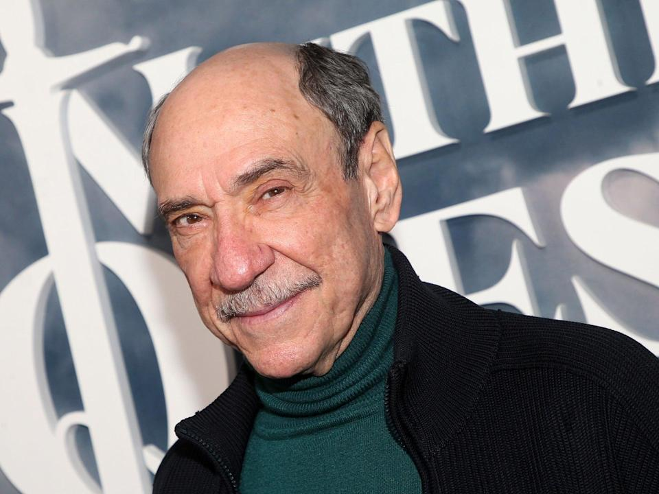"""Mythic Quest's F Murray Abraham: 'After Amadeus, I became known as a """"heavy"""", but I've always preferred to make people laugh' (MediaPunch/Shutterstock)"""