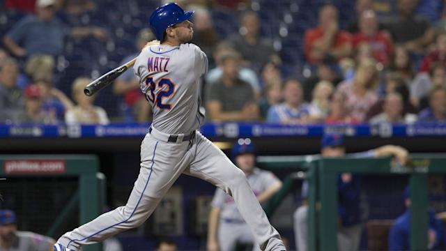 Mets starter Steven Matz homered again, giving him homers in back-to-back starts. He's the third Met to do that, joining Tom Seaver and Ron Darling.