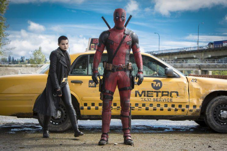 Deadpool... could the sequel be starting filming in January? - Credit: Fox