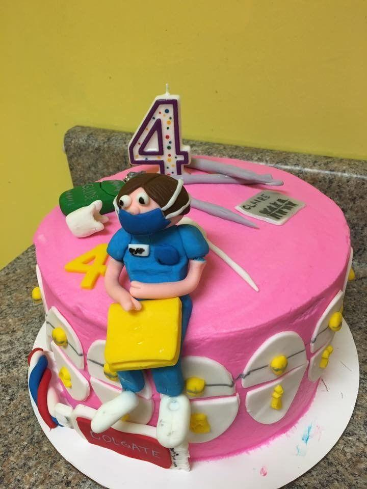 """My 4-year-old is obsessed with dentists and wanted a dentist birthday party"" -- Kristin Wasson Krzywicki"