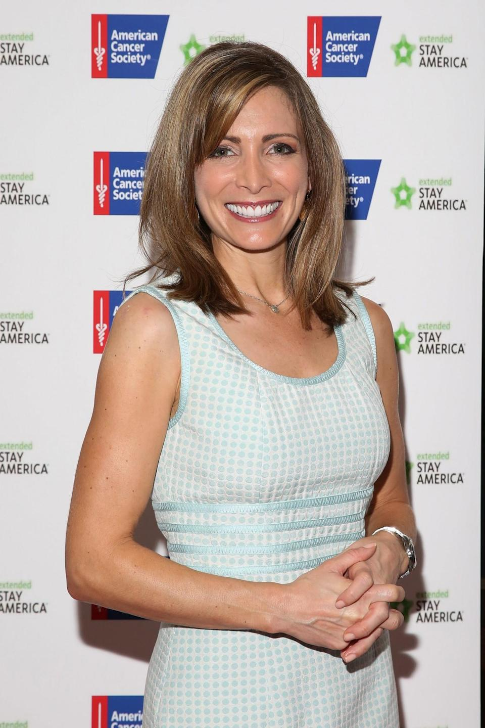 <p>Back in 1996, Shannon Miller earned the title of the most decorated gymnast in U.S. history after winning nine world championship medals and seven Olympic medals. In 2011, she was diagnosed with ovarian cancer but has since been declared cancer-free. Today, Miller lives in Jacksonville, Florida, and is president of both Shannon Miller Lifestyle: Health and Fitness for Women and the Shannon Miller Foundation. She has a son and a daughter with husband John Falconetti. (AP) </p>