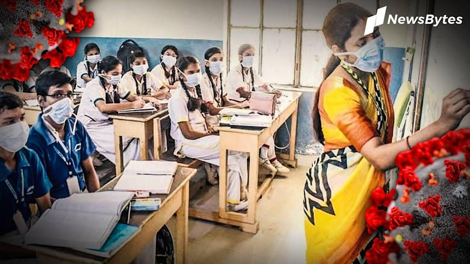 Bihar: 22 school students who tested COVID-positive now test negative
