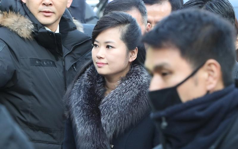Hyon Song-Wol is the leader of North Korea's most popular girl band