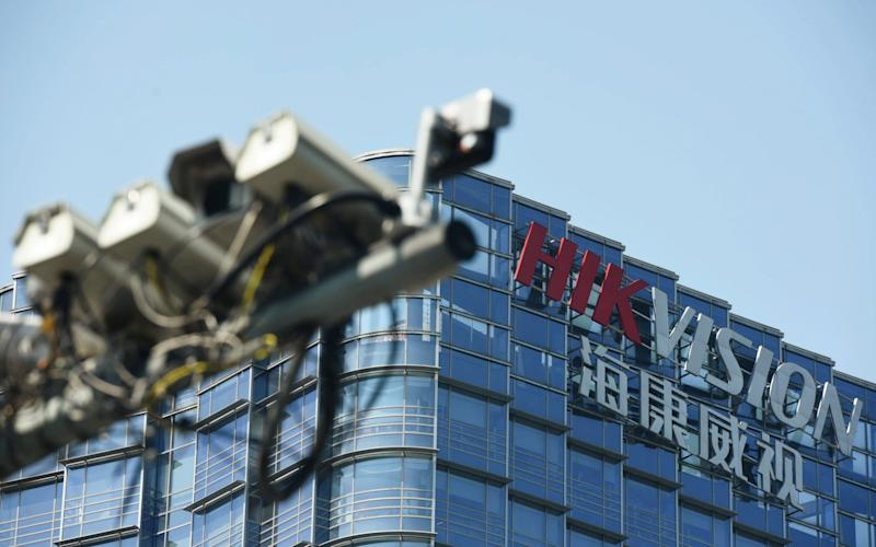 Hikvision has faced criticism for installing cameras in Xinjiang, where the Communist Party has ramped up efforts to monitor Uighur Muslims.  - REUTERS