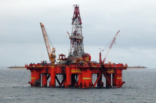 Cana Woodford & Barnett Plays Witness Higher Drilling Rigs