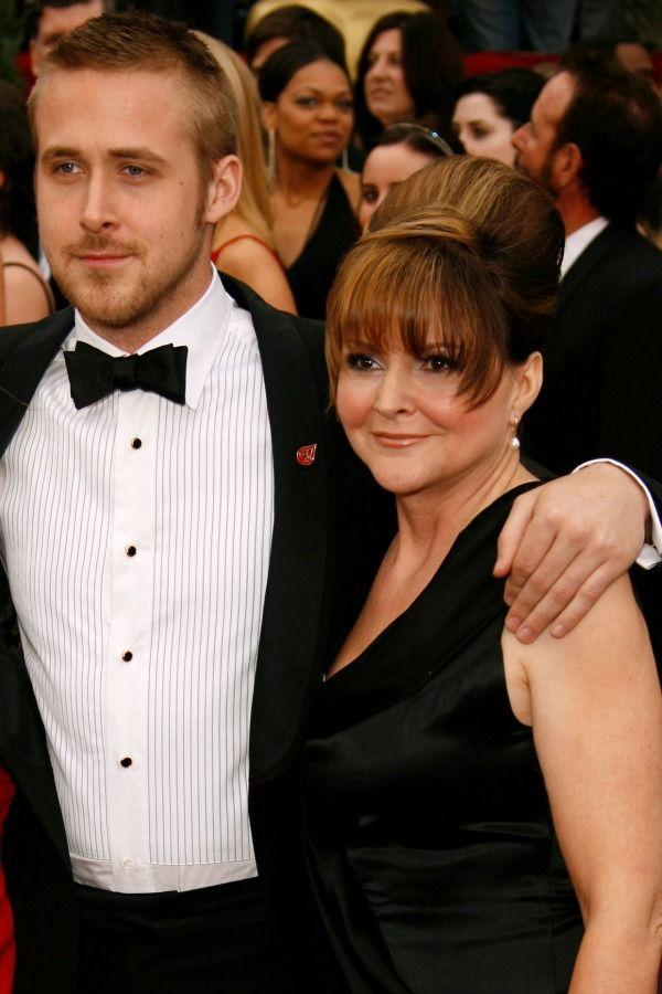 <p>Let's be honest: Ryan could have any woman on his arm. But he chose his mother, Donna Gosling, to be his date to the 2007 Academy Awards. <em>Swoon</em>. </p>