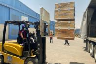 Emirates announces plans to transport COVID-19 relief items to India