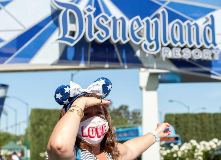 Disneyland Park -- the world's second-most visited theme park -- and neighboring Disney California Adventure Park have finally reopened