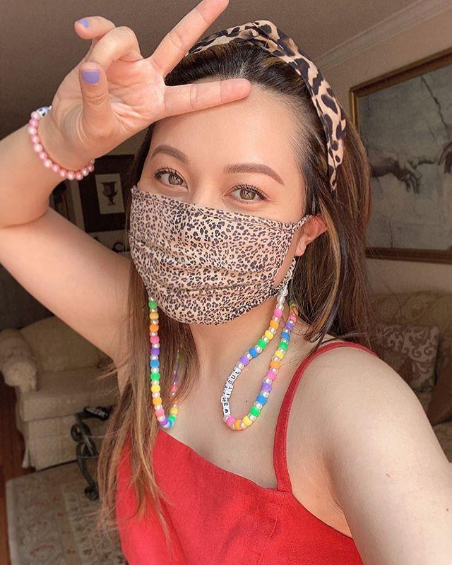 "<p>Another less obvious pairing, I love the idea of matching your manicure to your face mask <em>chain</em>. This custom chain from <a href=""https://www.instagram.com/justineicymoral/"" rel=""nofollow noopener"" target=""_blank"" data-ylk=""slk:Justine Icy Moral"" class=""link rapid-noclick-resp"">Justine Icy Moral</a> looks so freakin' good with a creamy <a href=""https://www.amazon.com/ella-mila-Nail-Polish-Collection/dp/B00MU6TBMU/?tag=syn-yahoo-20&ascsubtag=%5Bartid%7C10049.g.33623465%5Bsrc%7Cyahoo-us"" rel=""nofollow noopener"" target=""_blank"" data-ylk=""slk:lilac polish"" class=""link rapid-noclick-resp"">lilac polish</a>.</p><p><strong>✨Try it with:</strong> <a href=""https://www.amazon.com/ella-mila-Nail-Polish-Collection/dp/B00MU6TBMU/?tag=syn-yahoo-20&ascsubtag=%5Bartid%7C10049.g.33623465%5Bsrc%7Cyahoo-us"" rel=""nofollow noopener"" target=""_blank"" data-ylk=""slk:Ella + Mila Nail Polish in Lilac Luster"" class=""link rapid-noclick-resp"">Ella + Mila Nail Polish in Lilac Luster</a> and <a href=""https://go.redirectingat.com?id=74968X1596630&url=https%3A%2F%2Fwww.shopbop.com%2Fpatchwork-beaded-croakie-roxanne-assoulin%2Fvp%2Fv%3D1%2F1587866623.htm&sref=https%3A%2F%2Fwww.cosmopolitan.com%2Fstyle-beauty%2Fbeauty%2Fg33623465%2Fface-mask-matching-nails-trend-2020%2F"" rel=""nofollow noopener"" target=""_blank"" data-ylk=""slk:Roxanne Assoulin Patchwork Beaded Eyewear Chain"" class=""link rapid-noclick-resp"">Roxanne Assoulin Patchwork Beaded Eyewear Chain</a> </p><p><a href=""https://www.instagram.com/p/CCw7EjwpLrl/"" rel=""nofollow noopener"" target=""_blank"" data-ylk=""slk:See the original post on Instagram"" class=""link rapid-noclick-resp"">See the original post on Instagram</a></p>"