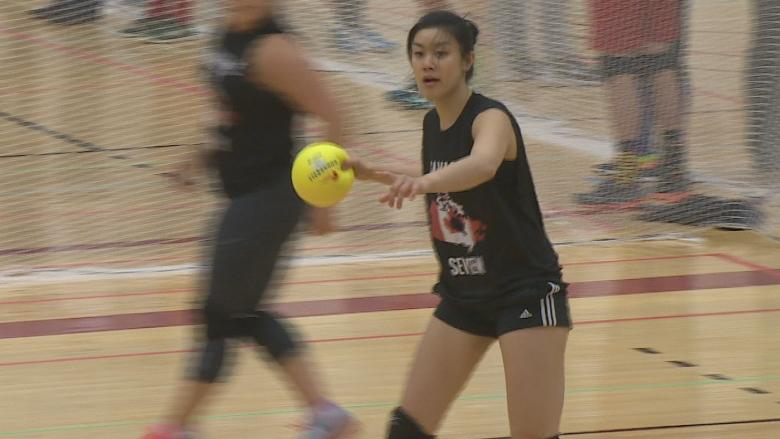 Dodge, duck, dip, dive: National dodgeball team tryouts hit Halifax