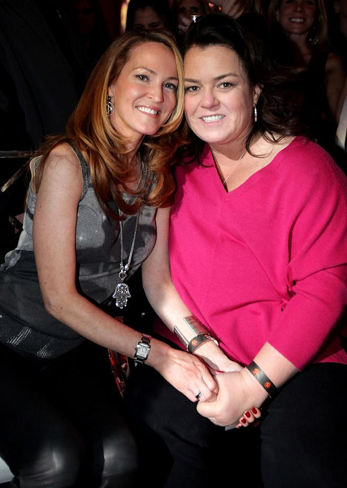 "<span>Though Rosie O'Donnell and fiancee Michelle Rounds had planned an August wedding, the two quietly married shortly before Rounds underwent her first round of surgery for desmoid tumors (which can be life threatening) back in June. The couple had kept the fact they were legally wed a secret from public until Monday, when O'Donnell, 50, shared the news on her blog, writing:</span><span style=""font-size:11.0pt;""> ""we  married in private/ before her surgery/ just the 2 of us/ when we r both  well enough/ will have the wedding of r dreams/ surrounded by those we  cherish/ thankful for the love and support/ so many have given us/ during  these trying times""</span><span class=""yui-editorial-embed""><br></span>"