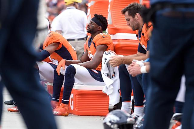 """Multitude of things"" contributing to Broncos' slow start offensively"