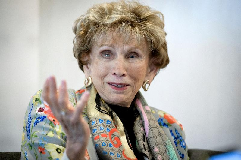 After being forced on a death march at the end of the war, Holocaust survivor Edith Eger was found with a broken back under a pile of corpses