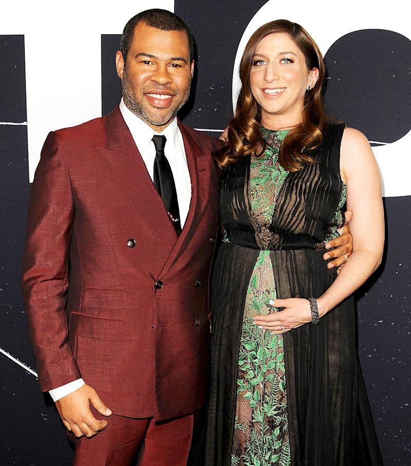 Jordan Peele and Chelsea Peretti Welcome Baby Boy — Find Out His Name!