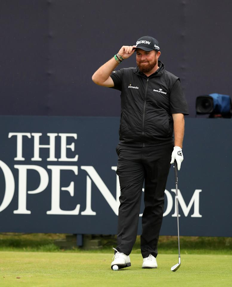 "<p>Shane Lowry netted his first major victory and second PGA Tour win in a dominant fashion at Royal Portrush. With the elements always a factor at the Open Championship, Lowry employed weather-ready KJUS pieces to stay dry and comfortable. The KJUS Pro 3L pants are fully seam-sealed for superior rain protection and a 4-way stretch increases mobility. Shop his look now:</p> <p><strong>Vest:</strong>  <a href=""https://www.kjus.com/us/en/men-s-retention-vest"" rel=""nofollow"">KJUS Men's Retention Vest 