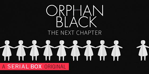 Tatiana Maslany to Narrate ORPHAN BLACK 'The Next Chapter'