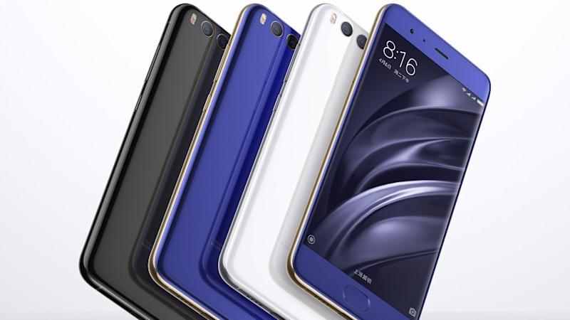 Xiaomi Mi 6 with 6GB RAM Announced: Price, Specifications & More