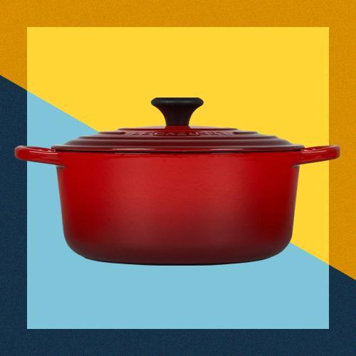 Le Creuset dutch oven, best Christmas gifts