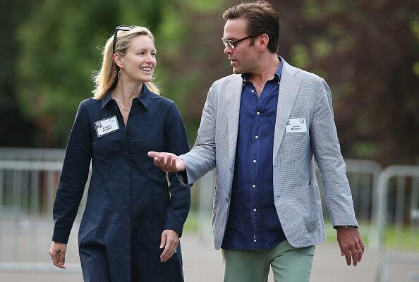 Kathryn and James Murdoch Speak Out Against News Corp Climate Coverage