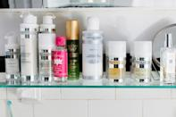 The ultimate lineup. Here are my favorite products that I use on a daily basis!