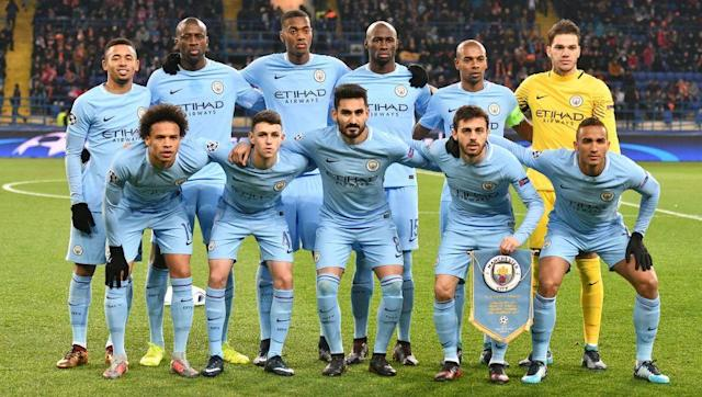 <p><strong>Possible Opponents:</strong> Basel, Bayern Munich, Juventus, Sevilla, Porto, Real Madrid. </p> <br><p>Much like their Manchester rivals, City finished the group stages with five wins and one defeat. Pep Guardiola's side have looked unbeatable in all competitions this year, but they were undone by a strong Shakhtar side who managed to defy to odds to finish above Napoli. </p> <br><p>City put up a good fight against Madrid last year, just missing out on a place in the Champions League final thanks to a Fernando own goal. But coming up against Madrid, Juventus or Bayern may give Guardiola a headache. </p>