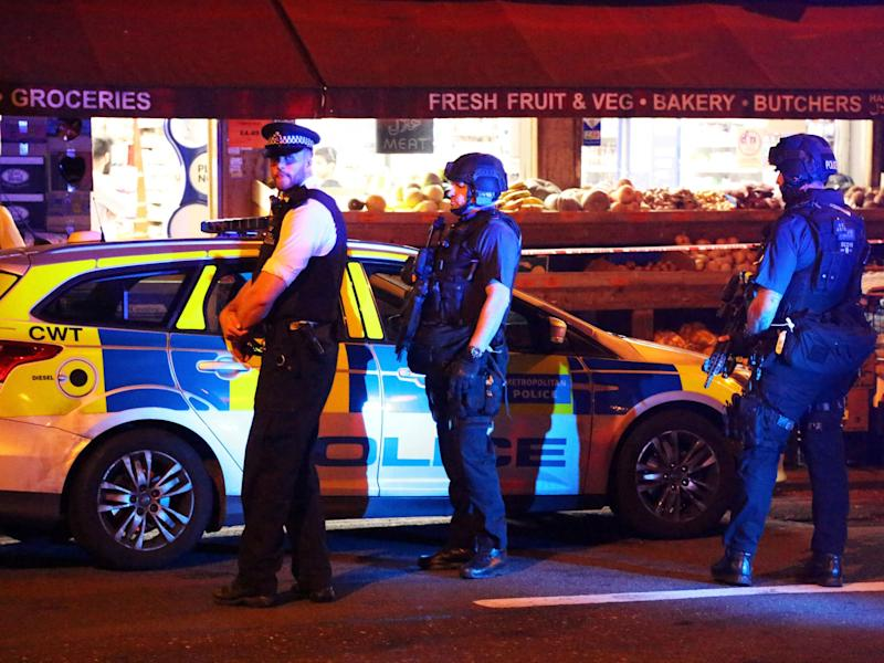 After Westminster, Manchester and Borough Market, Finsbury Park is the latest venue to play host to apparent terrorism: Reuters
