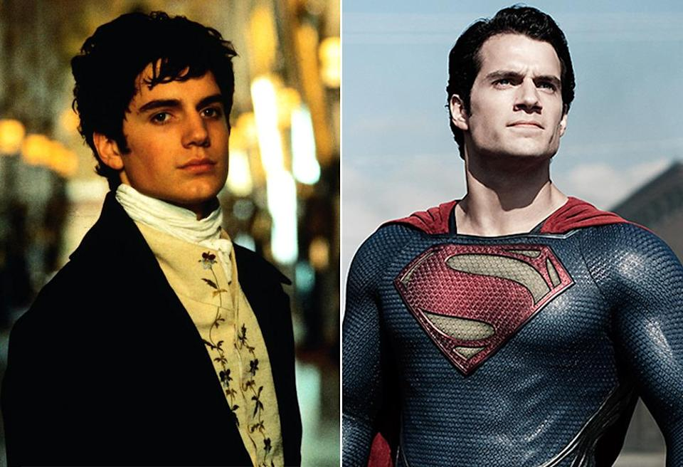 "<p>If you think that learning you're the last son of an alien race sounds tough, just imagine how you'd feel after discovering that your ""father"" had your real dad locked up for your entire childhood as Cavill's character did in the 2002 adaptation. <i>(Photo: Everett/Warner Bros.)</i></p>"