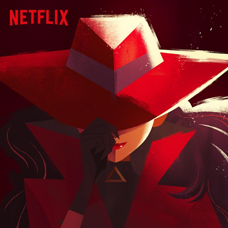 Even Adults Are Pumped About Netflix's Carmen Sandiego Reboot