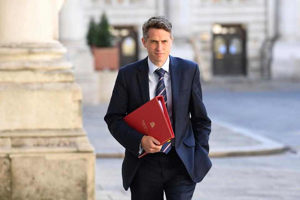 <strong>Secretary of State for Education Gavin Williamson</strong> (Photo: ASSOCIATED PRESS)
