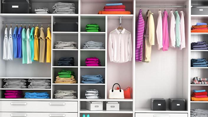 Want to know how to organise your home like a pro? A new Netflix series will show you how. (Getty Images)