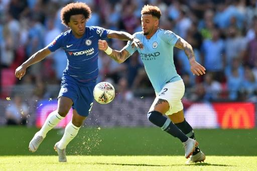 Staying put: Willian has committed his future to Chelsea
