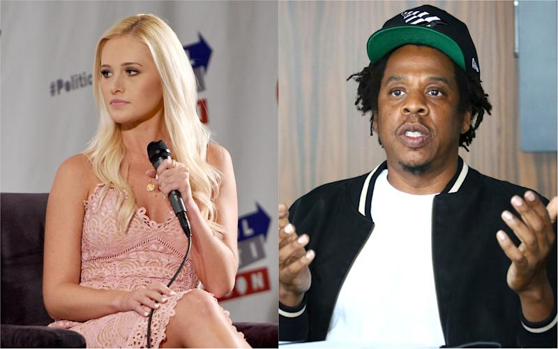 Tomi Lahren slams NFL's partnership with Jay-Z: 'Apparently the league doesn't hate America enough'
