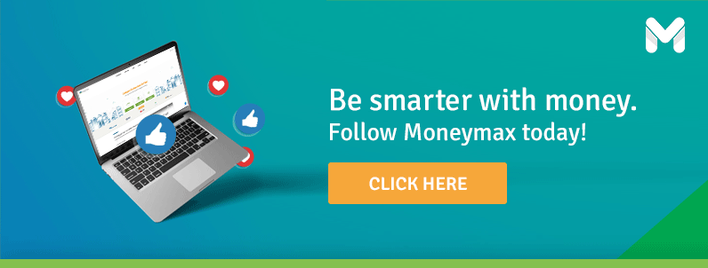 Be smarter with money. Follow Moneymax today!